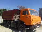 Аренда Камаз Евро-2 для перевозки строительных (инертных) материалов