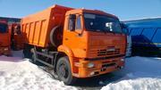 Самосвал КАМАЗ 6520-029 (2013 г.в.,  Евро-3)