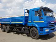 Бортовой автомобиль Камаз 65117-776052-19(L4)