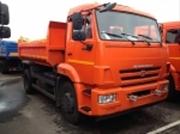 Самосвал Камаз 43255-6010-28(R4)