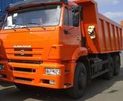 Самосвал КамАЗ 6520,  г/п 20 тонн,  2016 г/в.
