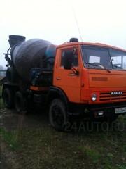 Продам КАМАЗ 5511 бетоносмеситель